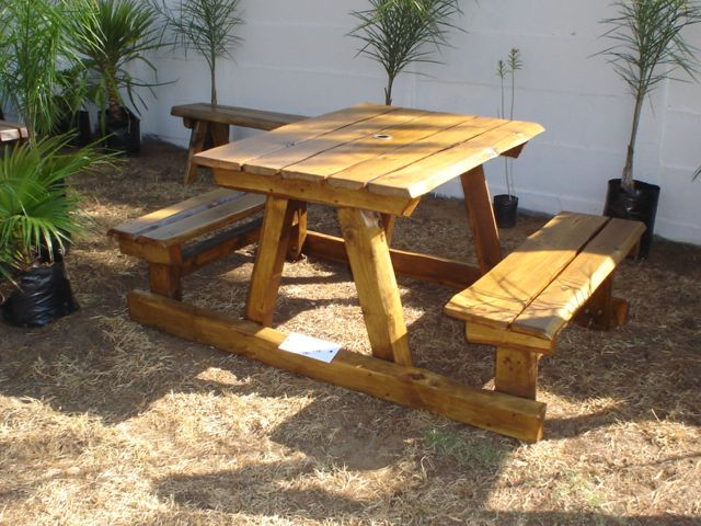 4 Seater Pub Bench  Available in 4,6 & 8 Seater