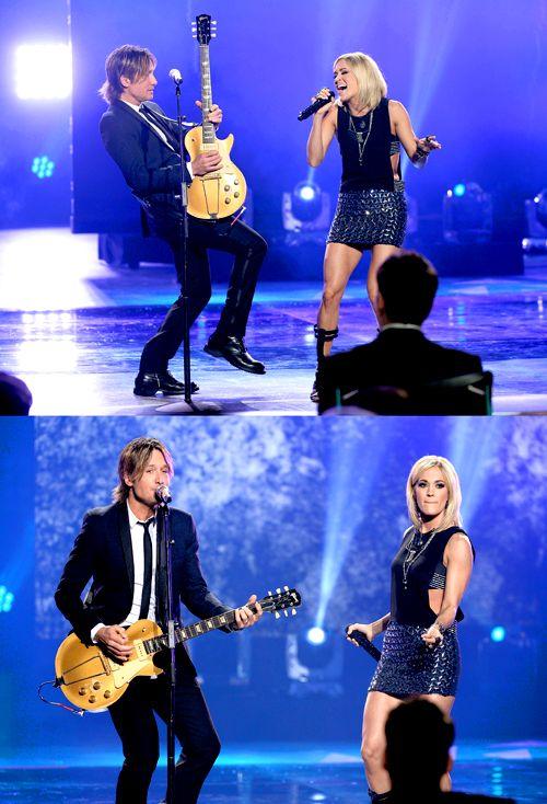 American Idol Final duet with Keith Urban