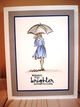 Brighter Tomorrow by justampin - Cards and Paper Crafts at Splitcoaststampers