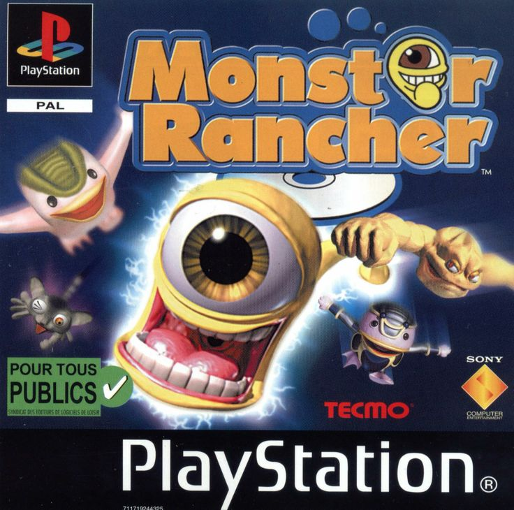 My brother had some sort of CD OCD so he had about 500 CDs. We saw this game and thought that it would be cool, I'm pretty sure that we sat for about twelve hours switching out CDs the first day that we had it. Awesome monster raising series.