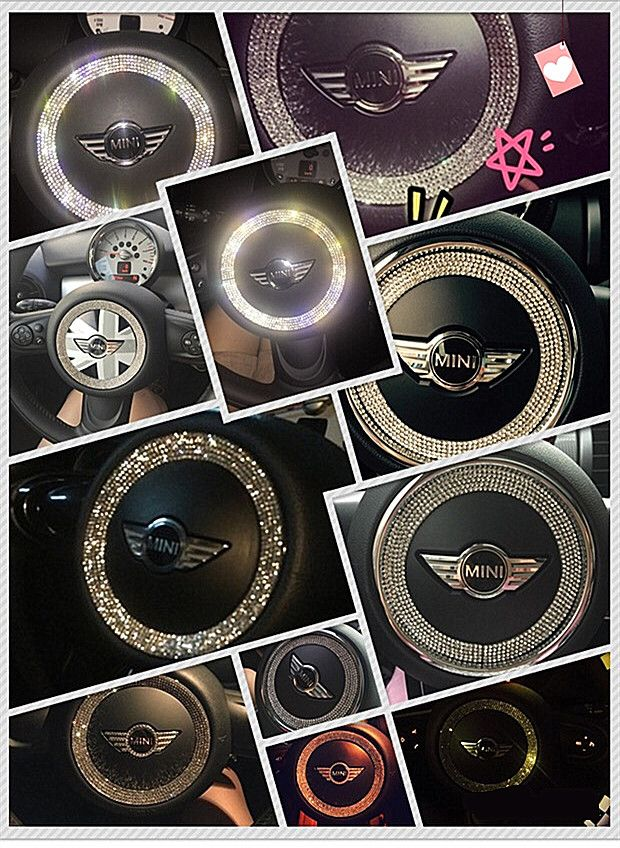 1000 images about girly car accessories for mini cooper clubman countryman on pinterest. Black Bedroom Furniture Sets. Home Design Ideas