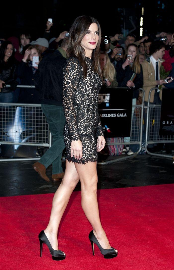 Sandra-Bullock-Long-Legs-High-Heels-Sexy 5  Sandra Bullock-5454