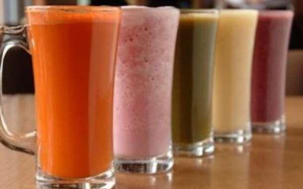 Συνταγές για τα καλύτερα smoothies και για θεραπευτικούς χυμούς!!!
