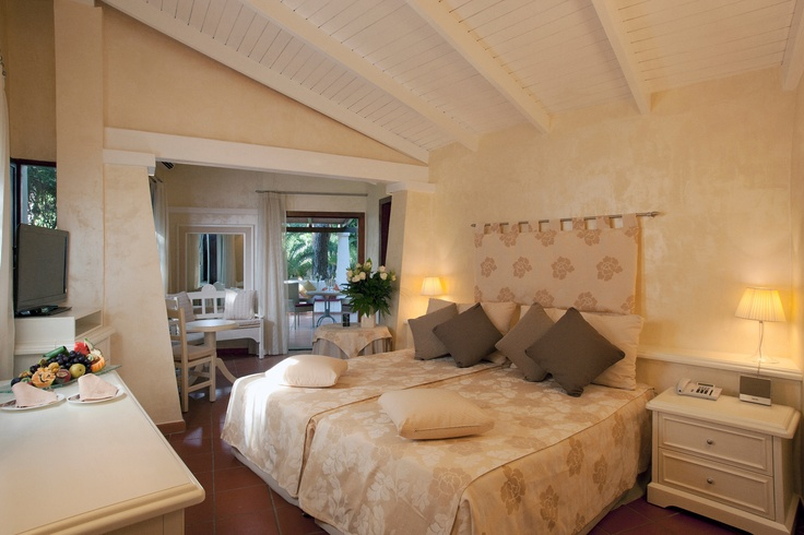 #room #fortevillage #sardinia #luxury