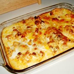 Cauliflower Cheese Pie | Recipe