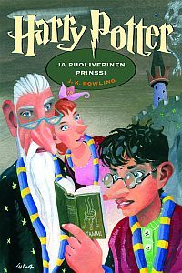 Tammikuu 2015: J. K. Rowling - Harry Potter ja Puoliverinen prinssi