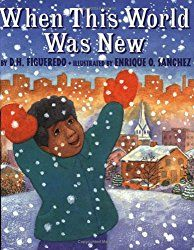 Winter books like this one address the immigrant experience.