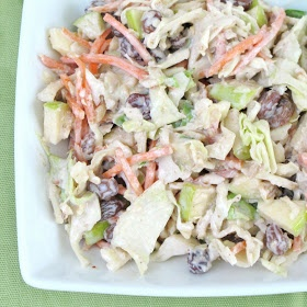 Peanut, Carrot And Cabbage Slaw Recipe — Dishmaps