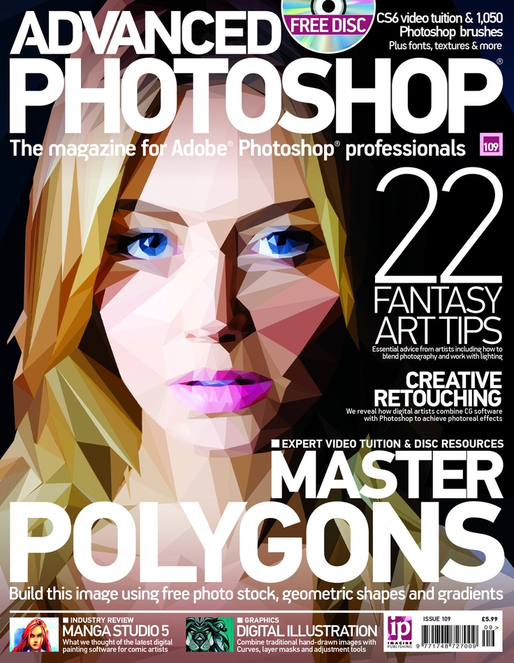 Issue 109 reveals how creating, editing and working with shapes is integral to any digital artist, be it for web, graphics or just for fun, shapes are here to stay. Grab your copy now! https://www.imagineshop.co.uk/magazines/advancedphotoshop/advanced-photoshopr-issue-109.html