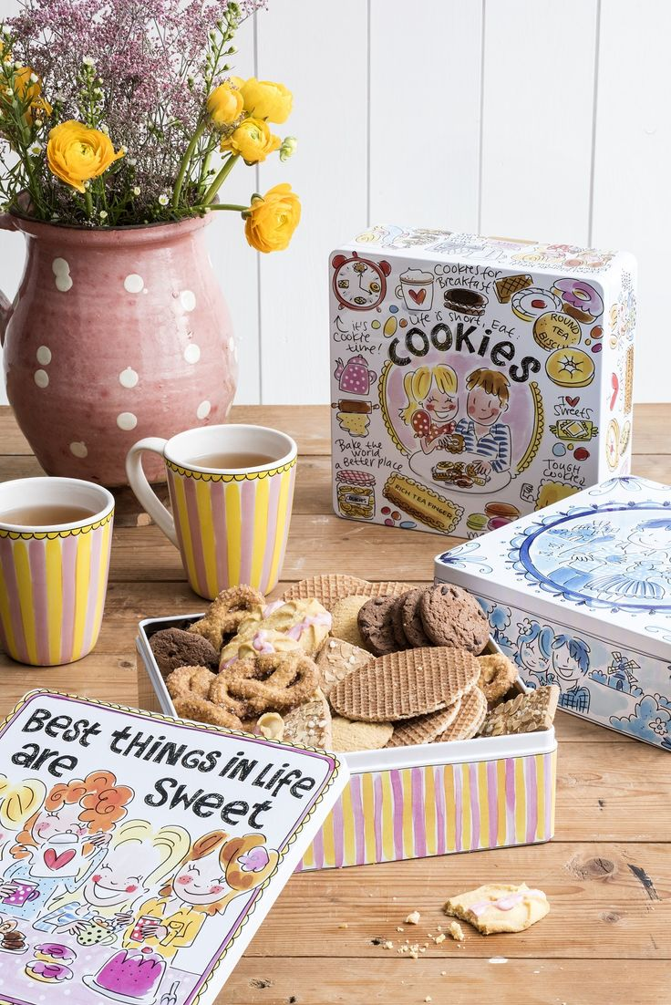 Blik Cookies & Blik Sweet