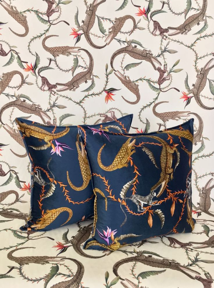 Ardmore Royal River Chase Scatter Cushion