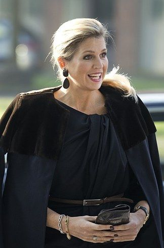 Queen Máxima of the Netherlands   15 Insanely Fashionable Royals Who Aren't Kate Middleton - Queen Maxima of the Netherlands