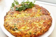 Kahvaltılık Şipşak Börek Omlet Tarifi