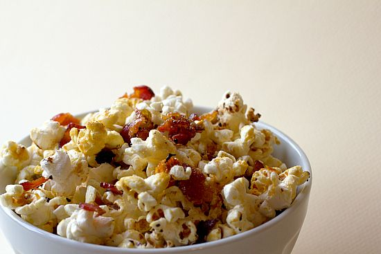 Maple Bacon Kettle Corn...maybe super bowl 2012?