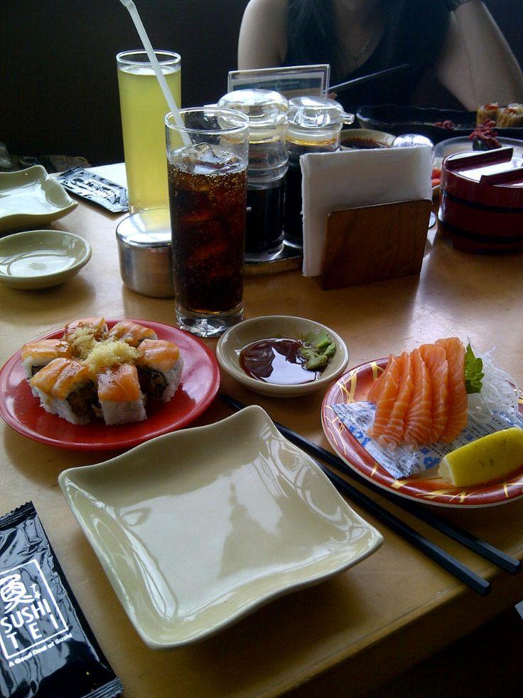 Sushi Tei | Salmon
