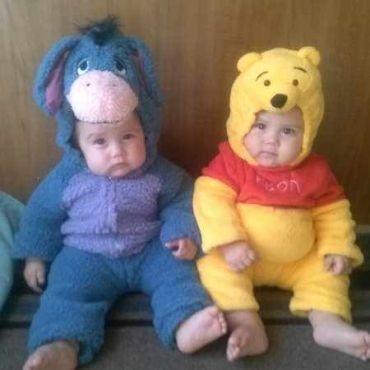 Disfraces Para Bebes Halloween Disfraz Angel Demonio Disfraz De