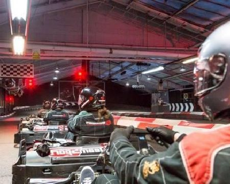 FAMILY and Junior Indoor Go Kart Racing - North Been racking your brains for an exciting family activity that wont be affected by the dismal UK weather? Look no further than the Family/Junior Indoor Karting experience in London, a thrilling driving http://www.MightGet.com/january-2017-11/family-and-junior-indoor-go-kart-racing--north.asp