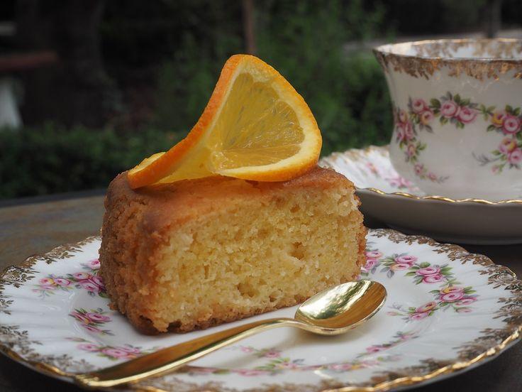 Η αυθεντική λακωνική πορτοκαλόπιτα (συνταγή)