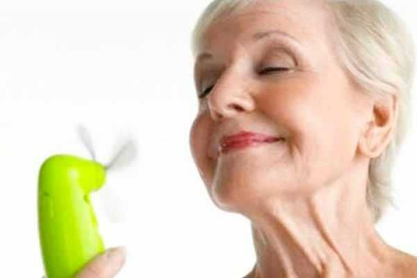 Remedio natural aliviar sofocos menopausia