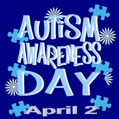 Light it up blue World autism awareness day, Autism