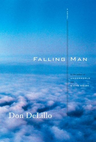 Falling Man: A Novel / Don DeLillo (2008), design by John Fullbrook III #theroad