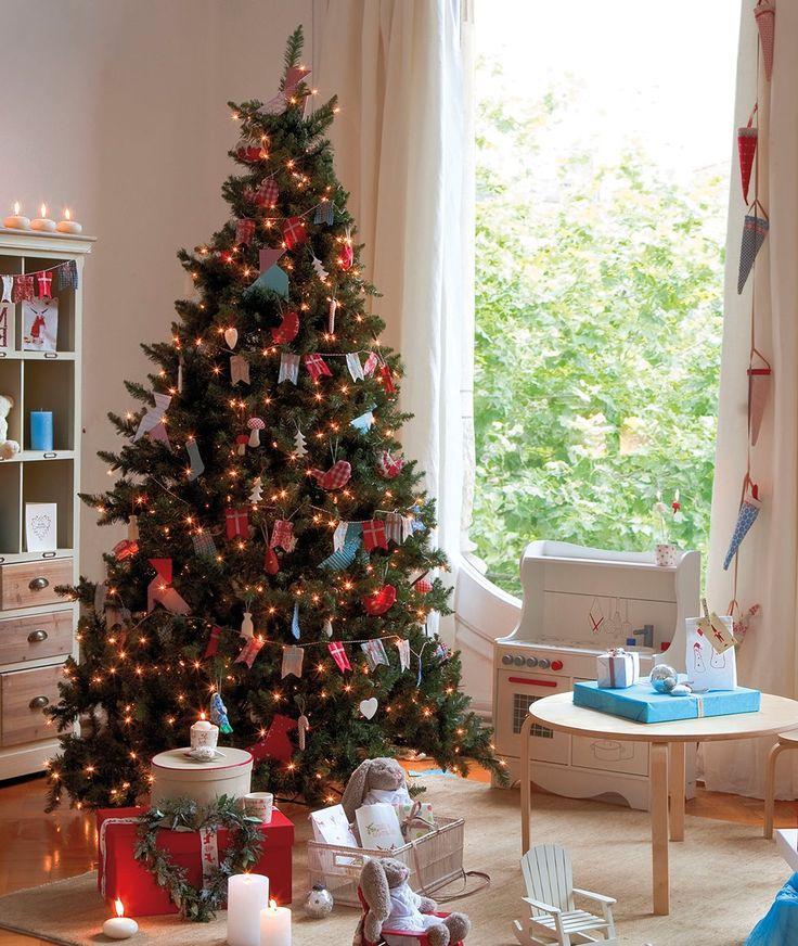 8 árboles en 8 estilos: ¡Inspírate! · ElMueble.com · Escuela deco: