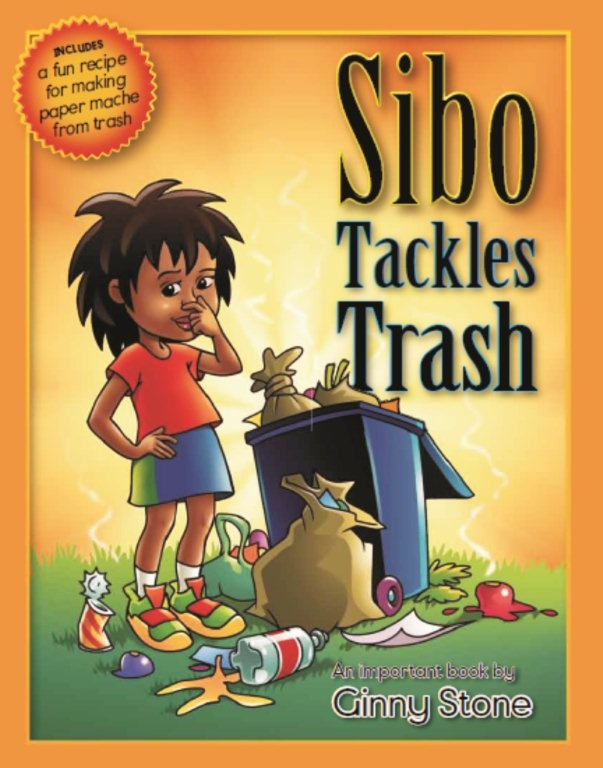 Sibo Tackles Trash