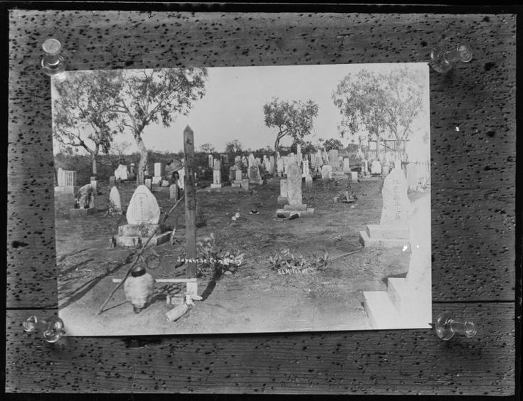 014778PD: Japanese Cemetery, Broome, 1910-1911  https://encore.slwa.wa.gov.au/iii/encore/record/C__Rb2944239