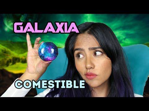 GALAXIAS COMESTIBLES | FÁCIL | KAREN POLINESIA MUSAS LOS POLINESIOS - YouTube