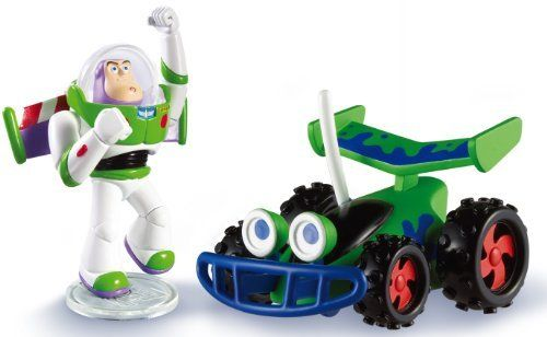 Disney Pixar Toy Story 3 Action Figure Buddy Pack - Flying Buzz and RC by Mattel. $9.77. Toy story 2 figure buddy packs.. It's time to team up for the next adventure with our Disney Pixar Toy Story 3 Action Figure Buddy Pack! Toy Story 3 fans will love adding these two figurines to their collections! Our Disney Pixar Toy Story 3 Action Figure Buddy Pack features:2 stylized figurines Each figure 2 inches in heightA Toy Story figure paired with a favorite buddy or arch rival Kid...