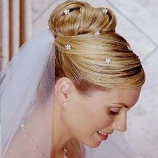 ms de ideas increbles sobre peinados para novias media melena en pinterest recogidos media melena peinados faciles media melena y peinados media