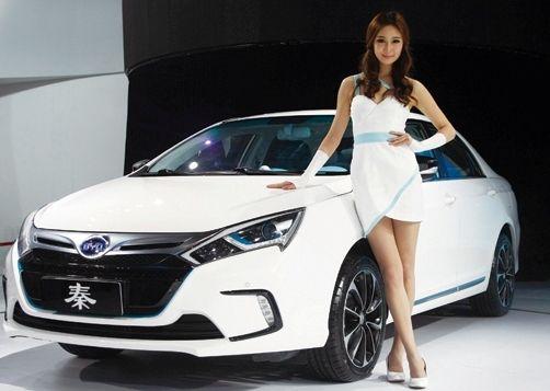 2014 BYD Qin Plug in Hybrid 2014 BYD Qin Plug in Hybrid Review