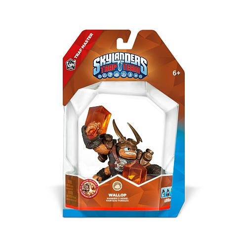 Skylanders Toys R Us : Skylanders trap team master wallop toys r us
