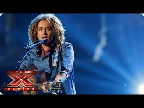 Luke Friend sings Kiss From A Rose by Seal - Live Week 3 - The X Factor 2013