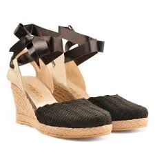 şık sandalet dolgu topuk - Google Search