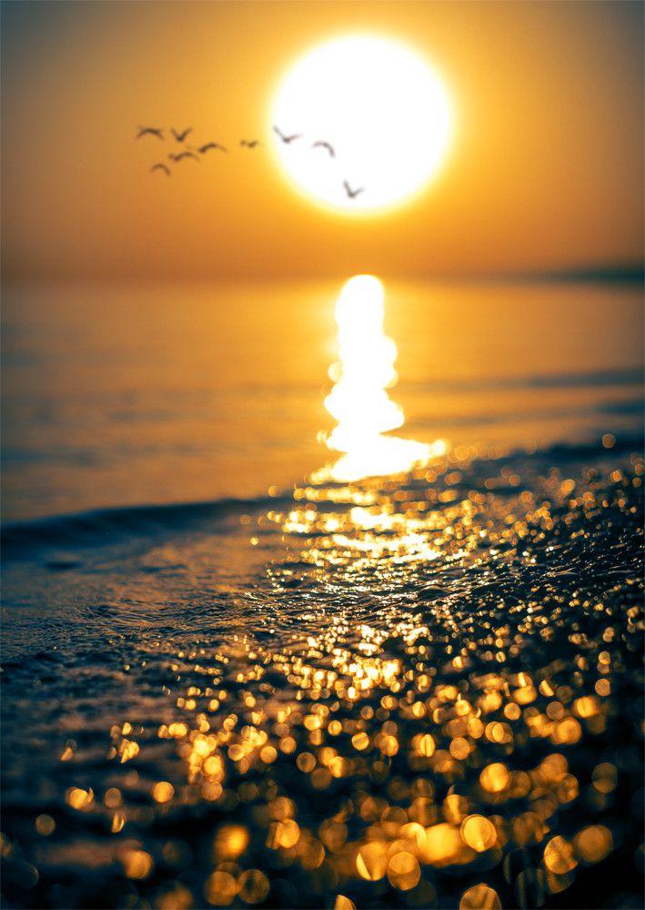 Photo coucher de soleil par Alexey Bu sur 500px