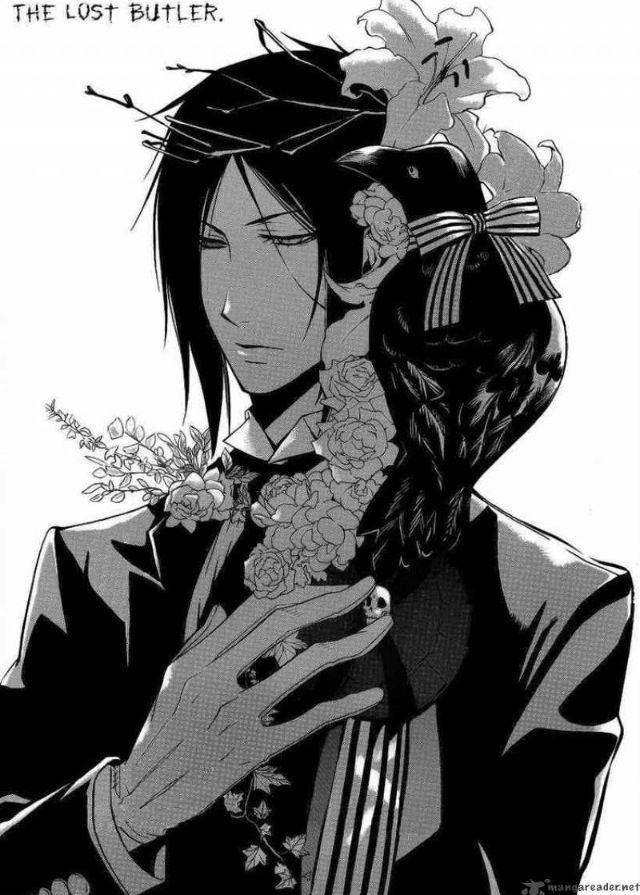 209 best Sebastian Michaelis images on Pinterest | Black butler ...