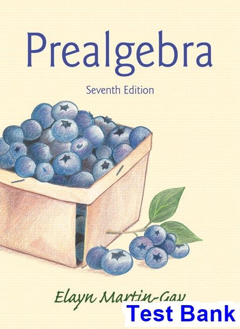 Elayn Martin-gay Prealgebra 6th Edition Pdf