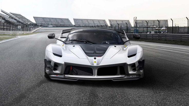 Der Ferrari FXX-K Evo hat keine Straßenzulassung und eine passende Rennklasse gibt es auch nicht. http://autorevue.at/autowelt/ferrari-fxx-k-evo