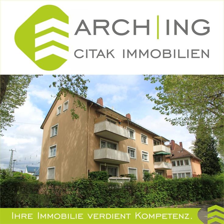 Wohnanlage mit 2 Mehrfamilienhäusern und 12 Wohnungen in Neuwied.