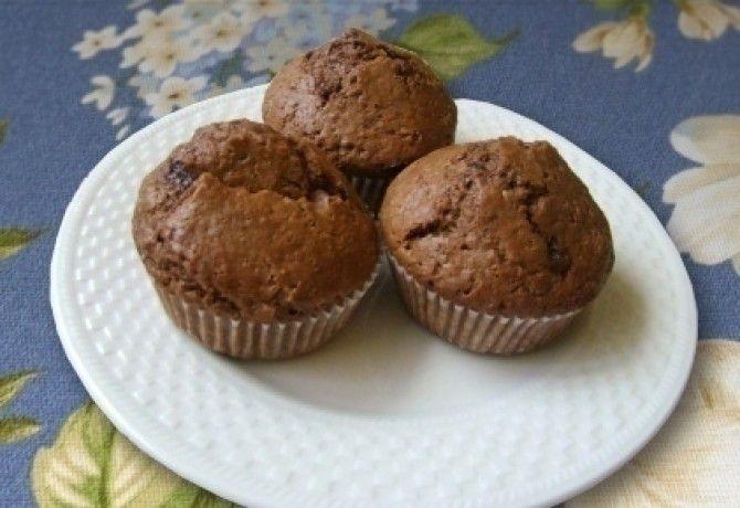 Csokis muffin 2.