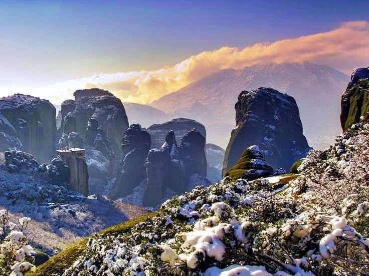 Meteora,Kalampaka,Greece. ۩ Μετέωρα, Καλαμπάκα.