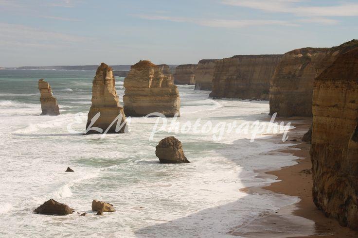 The 12 Apostles, Victoria, Australia. http://elmphotographydesigns.bigcartel.com/product/the-twelve-apostles