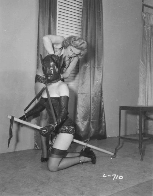 Seems 1950s household bdsm stories you
