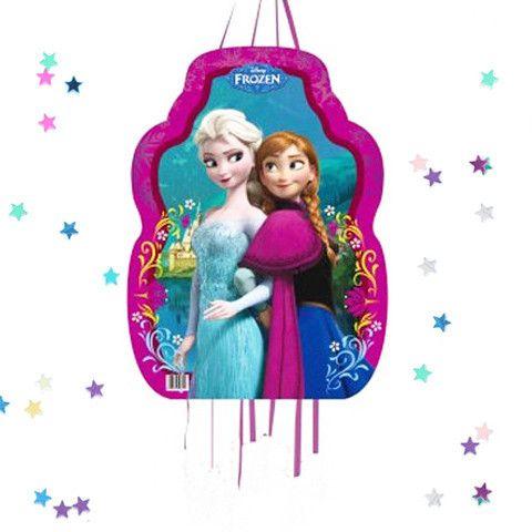 La Fiesta de Olivia | Piñata Frozen | Decoración de fiestas infantiles, bodas y eventos