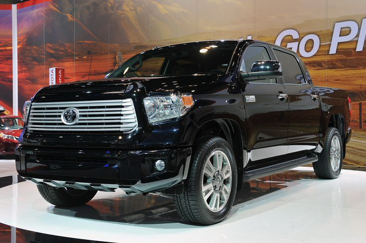New 2015 Toyota Tundra | 2015 Toyota Tundra Concept – Chicago Auto Show - my next vehicle!!
