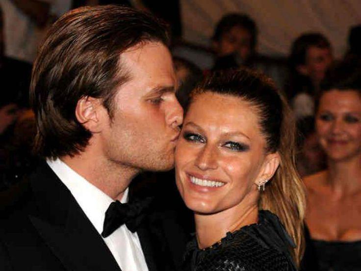 Quarterback Tom Brady Loves Supermodel Wife Gisele Bundchen 'To Death'   10/22/15   interview!!