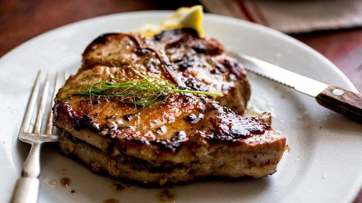 Porchetta Pork Chops