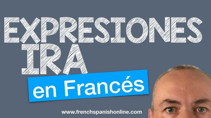 Expresiones de ira en francés - Estar enojado con Pascal