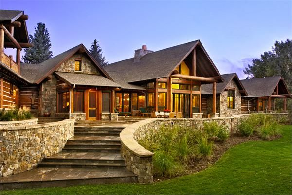 17 best images about mountain homes on pinterest cabin for Colorado style homes